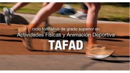Curso Técnico Superior en Animación de Actividades Físicas y Deportivas (TAFAD)