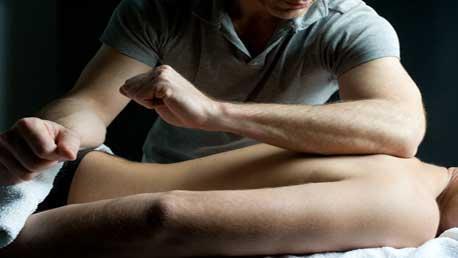 Curso Masaje Deportivo y Terapéutico