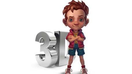 Máster en Diseño y Animación 3D