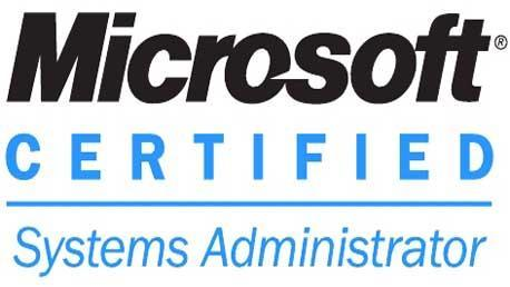 Master MCSA, Microsoft Certified Systems Administrator