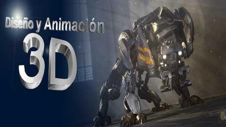 Master Modelado y Animación 3D