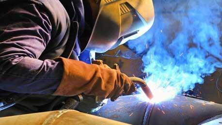 Curso Soldadura con Arco Bajo Gas Protector con Electrodo No Consumible - Gratuito para desempleados y trabajadores