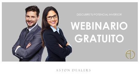 Webinar Online Inversión en Bolsa Trading - Gratuito