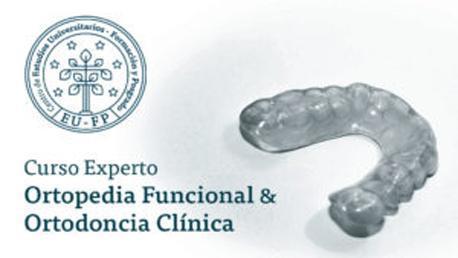 Curso Experto en Ortopedia Funcional y Ortodoncia Clínica