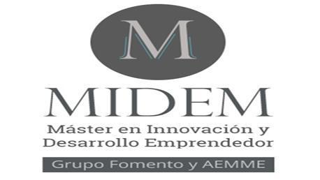 Máster en Innovación y Desarrollo Emprendedor MIDEM