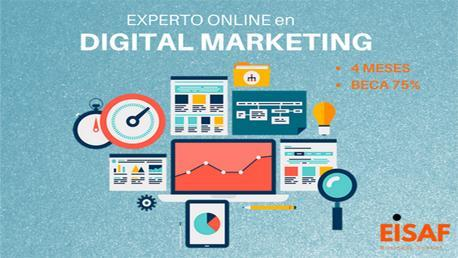 Curso Experto Online en Marketing Digital