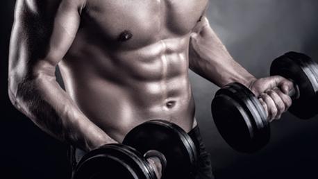 Curso Musculación y Fitness