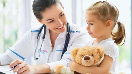 Curso Auxiliar de Enfermería Pediátrica - Formación Profesional