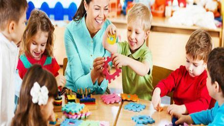 Curso Especialista en Cuidado y Animación Infantil
