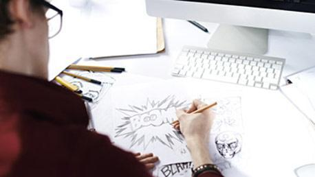 Curso de Ilustrador y Guionista de Cómics