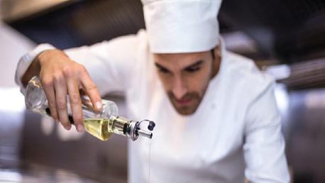 Curso de Técnico Superior en Dirección de Cocina