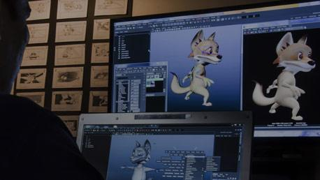 Master en Animación 3D y Efectos Visuales