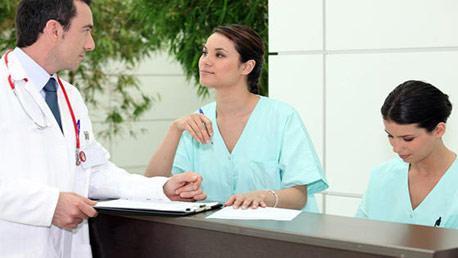 Curso Técnico Superior en Administración y Documentación Sanitaria - Ciclo Oficial de Grado Superior