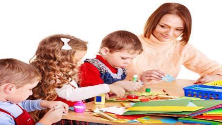 Curso Técnico Superior en Educación Infantil - Ciclo Oficial de Grado Superior