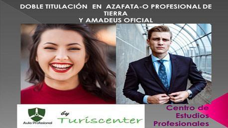 Curso Asistente Profesional de Tierra con Amadeus