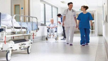 Curso Auxiliar de Enfermería en el Servicio de Urgencias