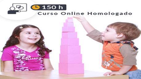 Curso Metodologías Montessori y Disciplina Positiva Aplicadas en el Aula