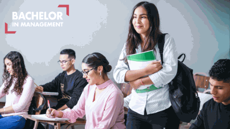 Diplomatura Bachelor in Management - Grado en Negocios Internacionales