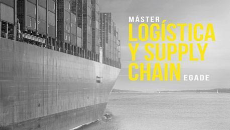 Máster en Logística y Supply Chain