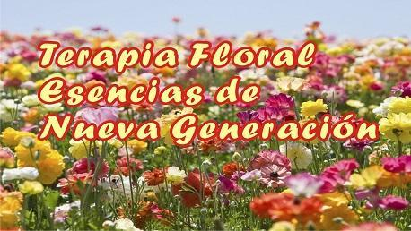 Curso Terapia Floral. Esencias de Nueva Generación