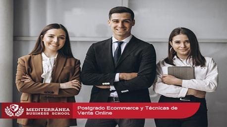Postgrado en Ecommerce y Técnicas de Venta Online