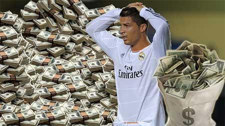 La fortuna de los futbolistas no solo proviene de jugar al fútbol, pero… ¿Es justa?