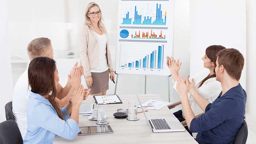 Cómo hacer una presentación efectiva