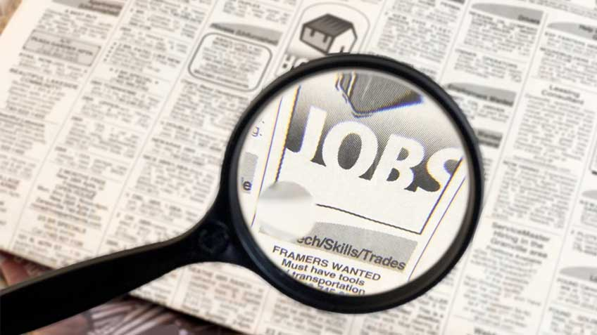 ¿Dónde buscar trabajo?