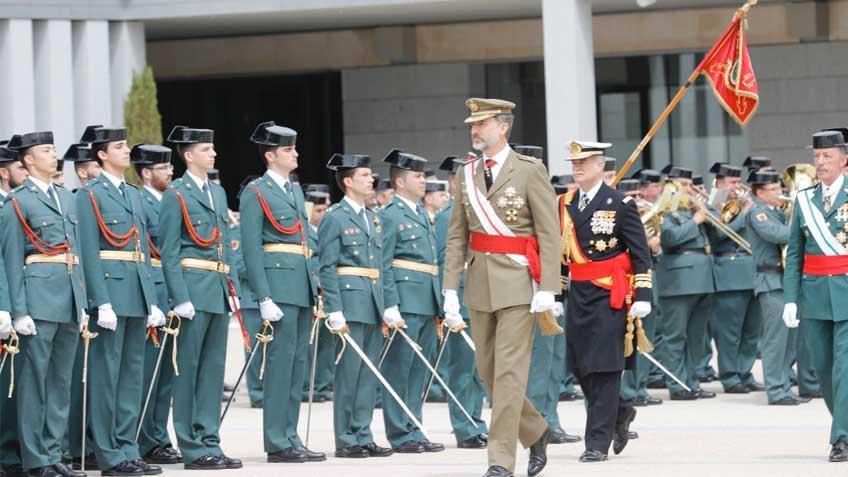 ¿Cómo prepararse para las oposiciones de Guardia Civil?