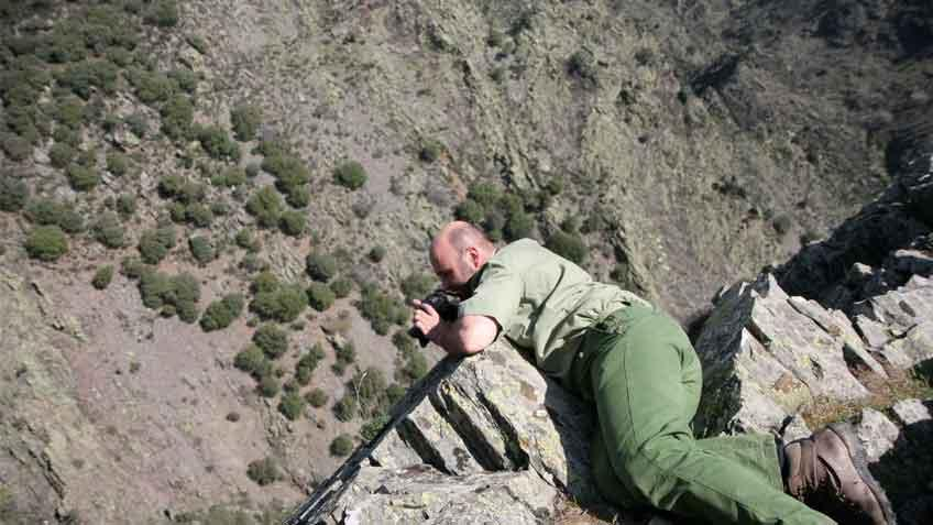 La figura del agente forestal y sus funciones