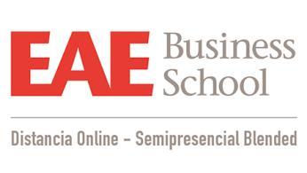 EAE Distancia/Semipresencial - URJC