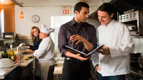 Master Dirección de Restaurantes