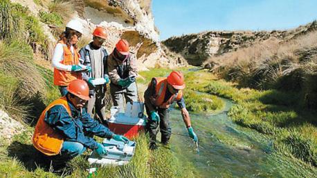 Master Evaluación de Impacto Ambiental - Titulación Propia de la Univ. Rey Juan Carlos
