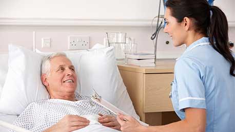 Curso Auxiliar de Enfermería en Geriatría
