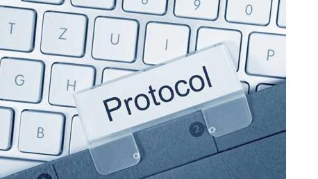 Curso online de Protocolo