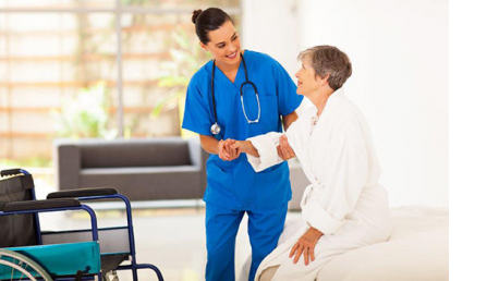 Curso online Profesional de Auxiliar de Enfermería en Geriatría