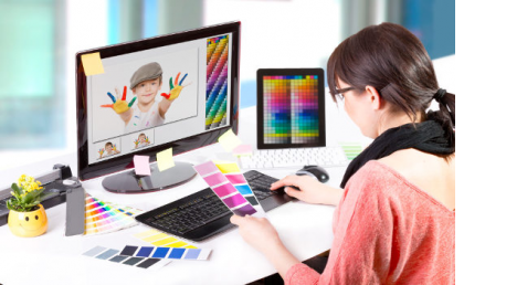 Curso online de Experto en Graphics Design (Photoshop+Illustrator+Indesign+Flash+3D Studio Max)