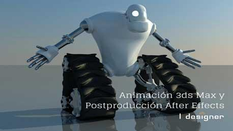 Curso de Animación 3D y Postproducción After Effects