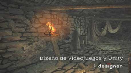 Curso de Diseño de Videojuegos y Unity
