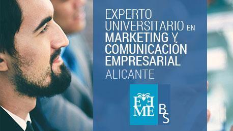 Experto Universitario en Marketing y Comunicación Empresarial