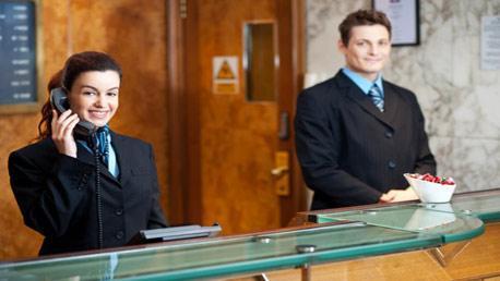 Curso Online de Recepcionista de Hotel