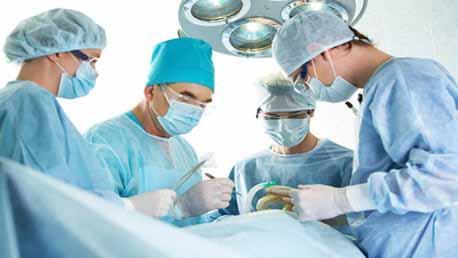 Master Urgencias Médico-Quirúrgicas