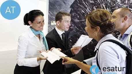 Curso Curso Auxiliar Turístico (Protocolo, Guías, Hoteles, Eventos y Congresos) - AT