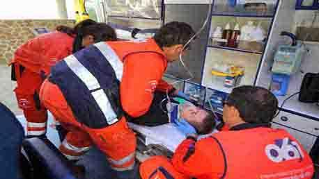 Ciclo Formativo de Grado Medio Emergencias Sanitarias (Prueba libre)