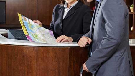 Curso Certificado Profesional Recepción en Alojamientos