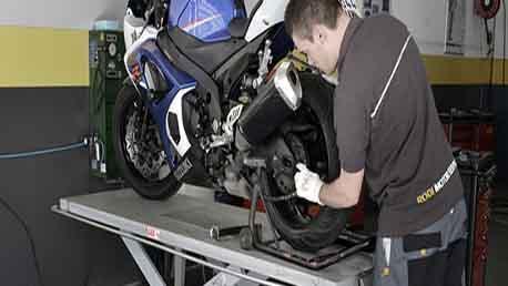 Curso Mecánica de Motos
