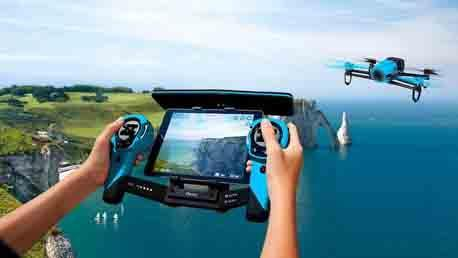 Curso Piloto Profesional de Drones o RPAs