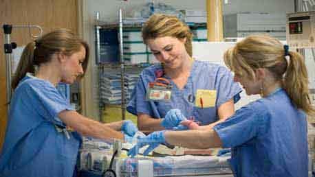 Curso Intervención de Enfermería en la Urgencia y Emergencia