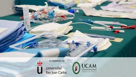 Master Enfermería de Quirófano e Instrumentación en Traumatología - Doble Titulación