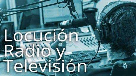 Curso Locución de Radio y Televisión